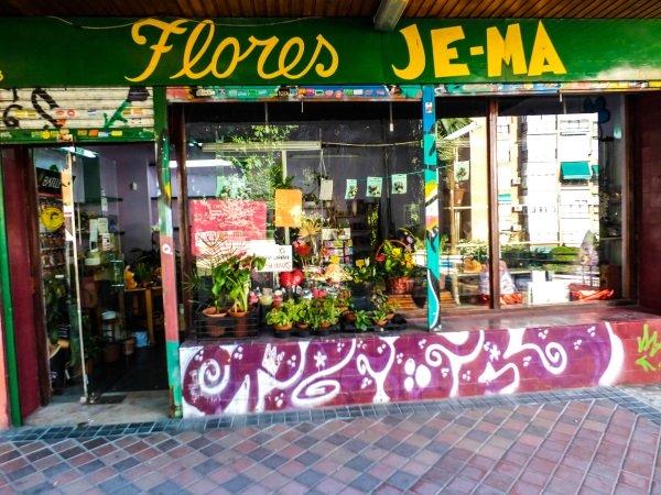 Floristería Je-Ma