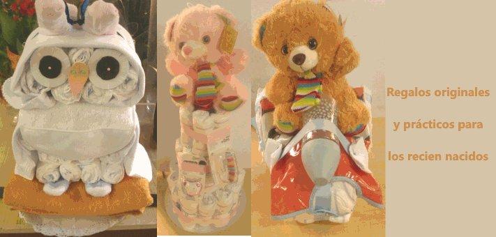 Regalos prácticos y originales para bebes